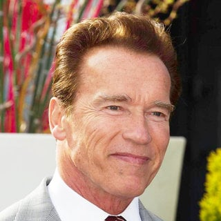 Arnold Schwarzenegger Attends A Photocall During MIPTV - wenn3281878