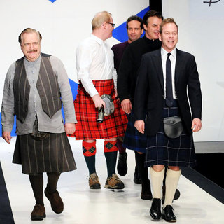 Jim Gaffigan in 9th Annual Dressed to Kilt Charity Fashion Show - wenn3282473