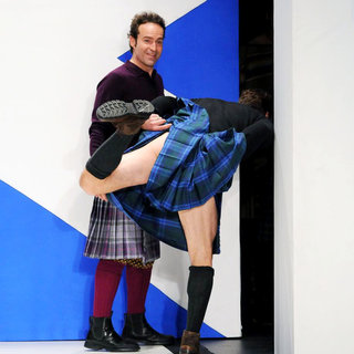 Jason Patric, Chris Noth in 9th Annual Dressed to Kilt Charity Fashion Show