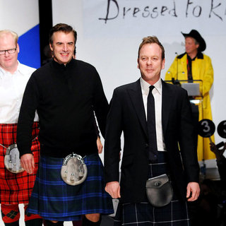 Jim Gaffigan in 9th Annual Dressed to Kilt Charity Fashion Show - wenn3282509