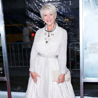 Helen Mirren in New York Premiere of 'Arthur' - Arrivals
