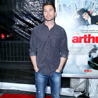 Eric Winter in New York Premiere of 'Arthur' - Arrivals - wenn3282830