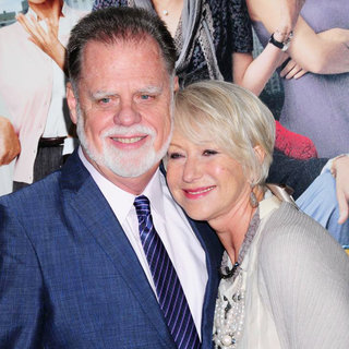 Taylor Hackford, Helen Mirren in New York Premiere of 'Arthur' - Arrivals
