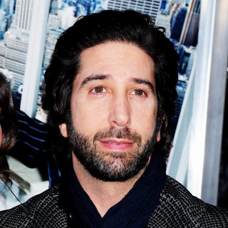 David Schwimmer in New York Premiere of 'Arthur' - Arrivals