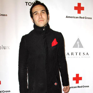Pete Wentz - The American Red Cross: Santa Monica Chapter's Annual Red Tie Affair - Arrivals