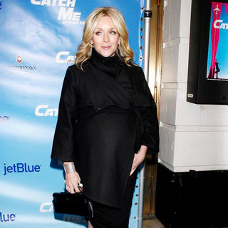 Jane Krakowski in Opening Night of The Broadway Production of 'Catch Me If You Can'