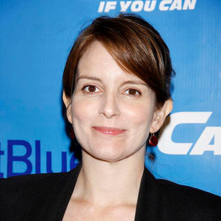 Tina Fey in Opening Night of The Broadway Production of 'Catch Me If You Can'
