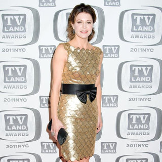 Jane Leeves in The 9th Annual TV Land Awards