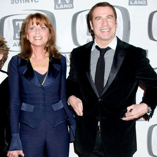 Marcia Strassman, John Travolta in The 9th Annual TV Land Awards