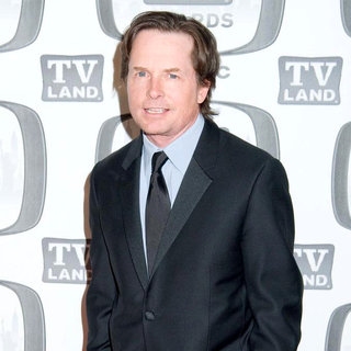 Michael J. Fox in The 9th Annual TV Land Awards