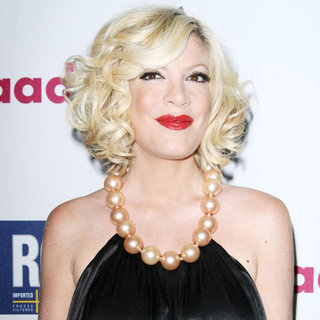 Tori Spelling in 22nd Annual GLAAD Media Awards