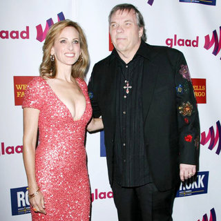 Marlee Matlin, Meat Loaf in 22nd Annual GLAAD Media Awards