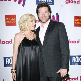Tori Spelling, Dean McDermott in 22nd Annual GLAAD Media Awards