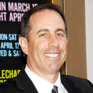 "Jerry Seinfeld in Opening Night of The Broadway Production of ""The Motherf**ker with The Hat' - Arrivals - wenn3291717"