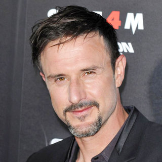 David Arquette in World Premiere of 'Scream 4' - Arrivals