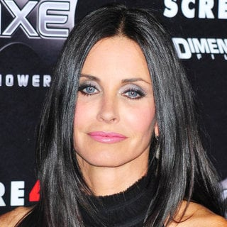 Courteney Cox in World Premiere of 'Scream 4' - Arrivals