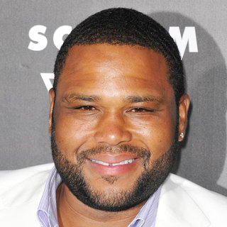 Anthony Anderson in World Premiere of 'Scream 4' - Arrivals