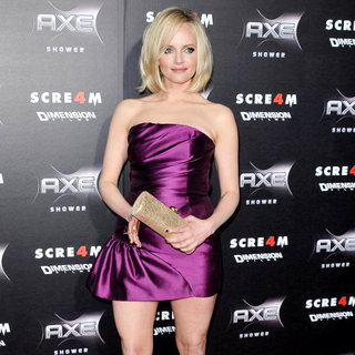 Marley Shelton in World Premiere of 'Scream 4' - Arrivals