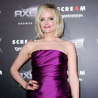 Marley Shelton in World Premiere of 'Scream 4' - Arrivals - wenn3292093