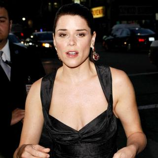 Neve Campbell in World Premiere of 'Scream 4' - Outside Arrivals