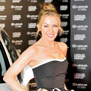 Kylie Minogue - Kylie Minogue Celebrates The End of Her 'Aphrodite' Tour