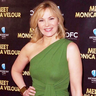 Kim Cattrall in The Canadian Premiere of 'Meet Monica Velour' - Arrivals