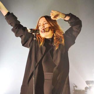 Lykke Li Performs at The Shepherds Bush Empire