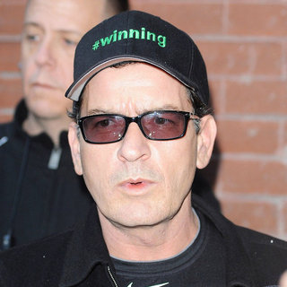 "Charlie Sheen on Tour in Toronto with ""My Violent Torpedo of Truth/Defeat Is Not An Option"" Show - wenn3295953"