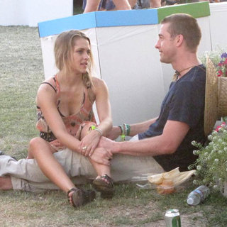 Scott Speedman in Celebrities at The 2011 Coachella Valley Music and Arts Festival - Day 2