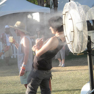 Nick Simmons in Celebrities at The 2011 Coachella Valley Music and Arts Festival - Day 2
