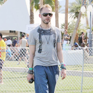 Dominic Monaghan in Celebrities at The 2011 Coachella Valley Music and Arts Festival - Day 2