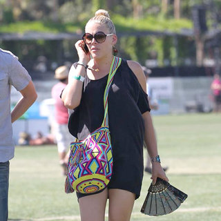 Busy Philipps in Celebrities at The 2011 Coachella Valley Music and Arts Festival - Day 2