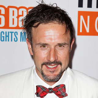 David Arquette in Malaria No More Presents: Hollywood Bites Back!