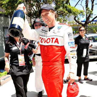 William Fichtner in The 2011 Toyota Grand Prix Pro Celebrity Race