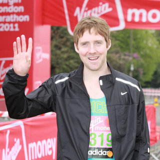 Kaiser Chiefs, Ricky Wilson in The 2011 London Marathon