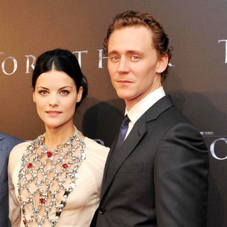 Jaimie Alexander, Tom Hiddleston in Australian Premiere of 'Thor' at Even Cinemas George St.