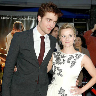 Robert Pattinson, Reese Witherspoon in The World Premiere of 'Water for Elephants' - Arrivals