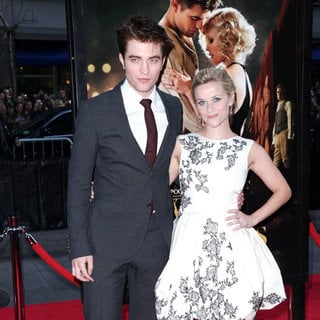 Robert Pattinson - The World Premiere of 'Water for Elephants' - Arrivals