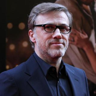 Christoph Waltz in The World Premiere of 'Water for Elephants' - Arrivals