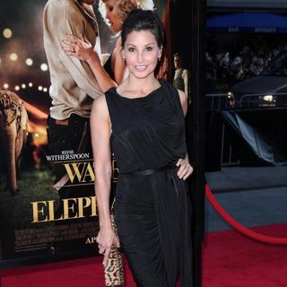 Gina Gershon in The World Premiere of 'Water for Elephants' - Arrivals