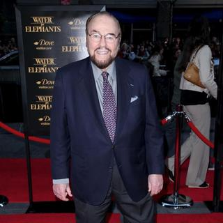 James Lipton in The World Premiere of 'Water for Elephants' - Arrivals