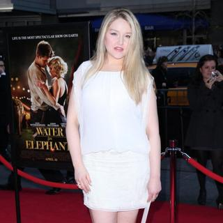 Kasia Pilewicz in The World Premiere of 'Water for Elephants' - Arrivals