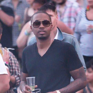 Nas in Celebrities at The 2011 Coachella Valley Music and Arts Festival - Day 3