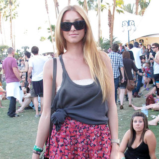 Whitney Port in Celebrities at The 2011 Coachella Valley Music and Arts Festival - Day 3