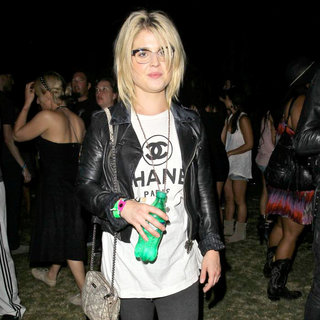 Kelly Osbourne in Celebrities at The 2011 Coachella Valley Music and Arts Festival - Day 3