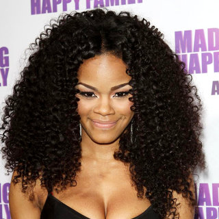 Teyana Taylor in Los Angeles Premiere of Tyler Perry's 'Madea's Big Happy Family'