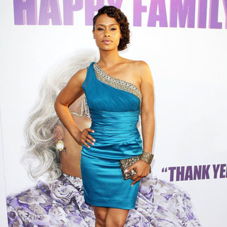 Los Angeles Premiere of Tyler Perry's 'Madea's Big Happy Family' - wenn3302881