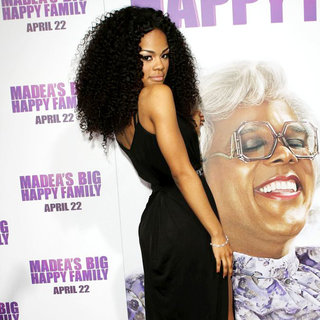 Los Angeles Premiere of Tyler Perry's 'Madea's Big Happy Family' - wenn3302883