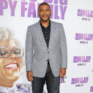 Los Angeles Premiere of Tyler Perry's 'Madea's Big Happy Family' - wenn3302886