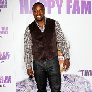 Malik Yoba in Los Angeles Premiere of Tyler Perry's 'Madea's Big Happy Family'